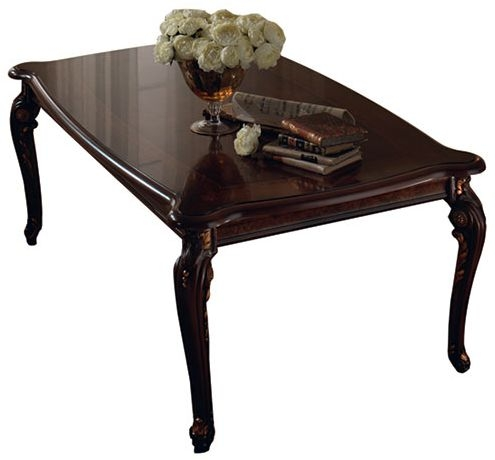 Arredoclassic Donatello Brown Italian Coffee Table