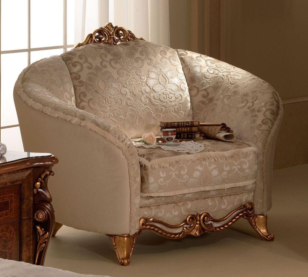 Arredoclassic Donatello Italian 1 Seater Armchair