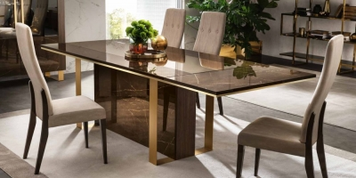 Arredoclassic Essenza Italian Extending Dining Table and Chairs