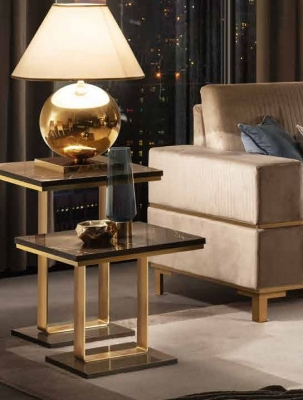 Arredoclassic Essenza Italian Lamp Table