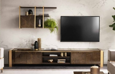 Arredoclassic Essenza Italian Large TV Cabinet