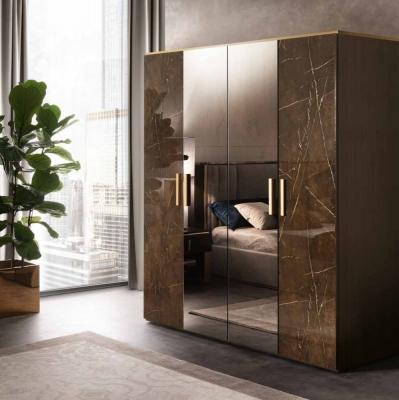Arredoclassic Essenza Italian 4 Door Wardrobe