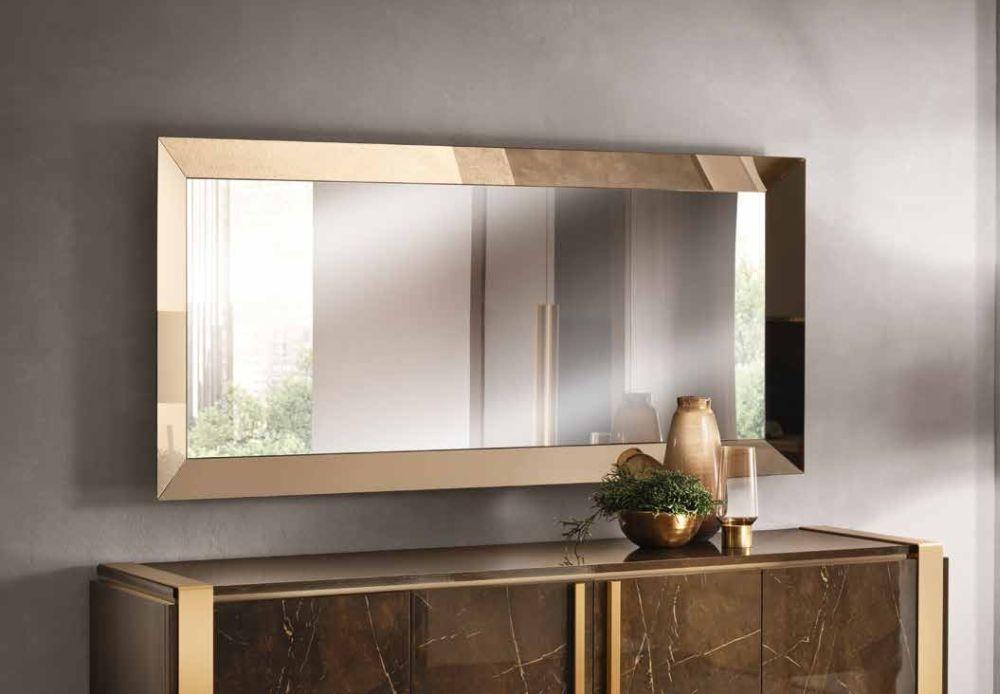 Arredoclassic Essenza Italian Art 31 Glass Large Wall Mirror