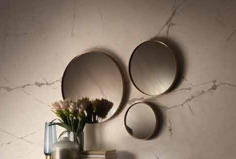 Arredoclassic Essenza Italian Round Wall Mirror