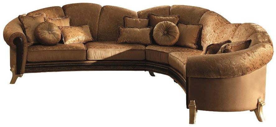 Arredoclassic Giotto Italian Fabric Corner Sofa