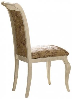 Arredoclassic Leonardo Italian Fabric Dining Chair (Pair)