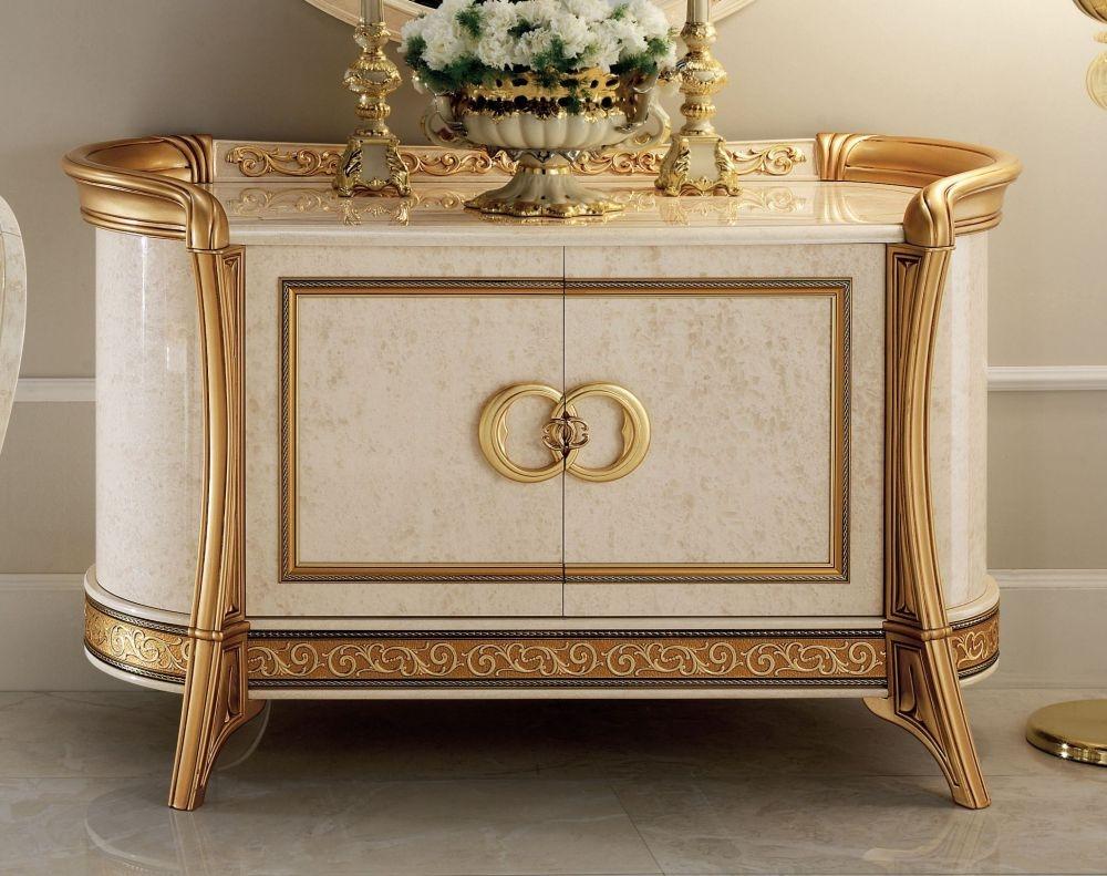 Arredoclassic Melodia Golden Italian 2 Door Medium Sideboard