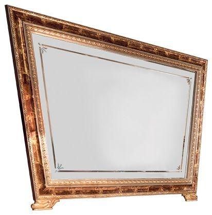 Arredoclassic Raffaello Gold Italian Large Mirror