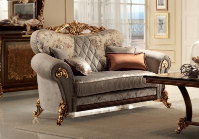 Arredoclassic Sinfonia Italian 2 Seater Fabric Sofa