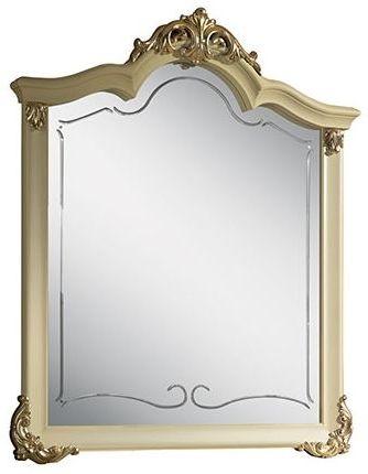 Arredoclassic Tiziano Silver Italian Arch Small Mirror