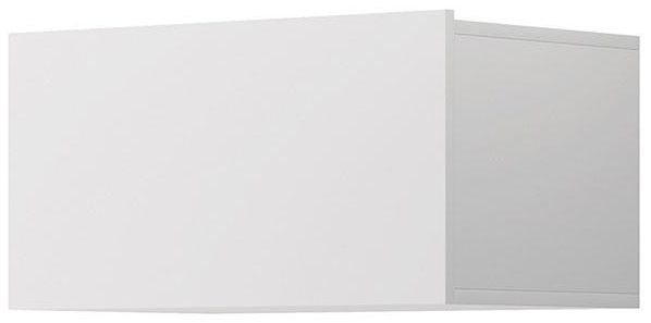 Albany White 90cm Wall Hung Cabinet