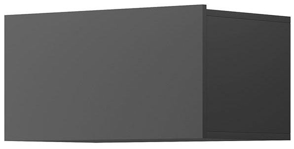 Albany Graphite 60cm Wall Hung Cabinet