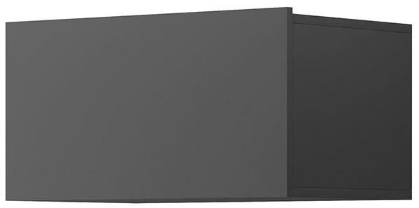 Albany Graphite 90cm Wall Hung Cabinet