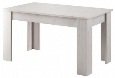 Edgewater Anderson Pine Extending Dining Table