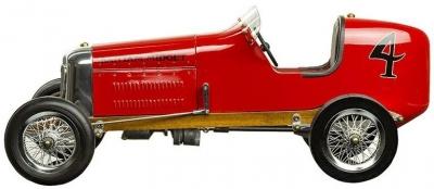 Authentic Models Bantam Midget Red