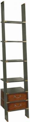 Authentic Models Gunmetal Grey Library Ladder