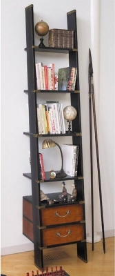 Authentic Models Library Ladder