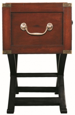 Authentic Models Black Bombay Box