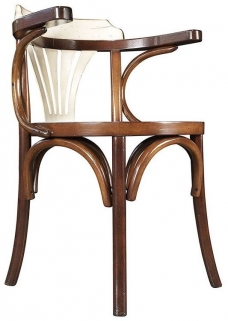 Authentic Models Honey Navy Chair