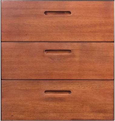 Authentic Models Endless Regency 3 Drawer Honey Insert Box - MF241