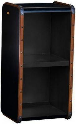 Authentic Models Endless Regency Black Interior Medium Shelf Unit - MF215