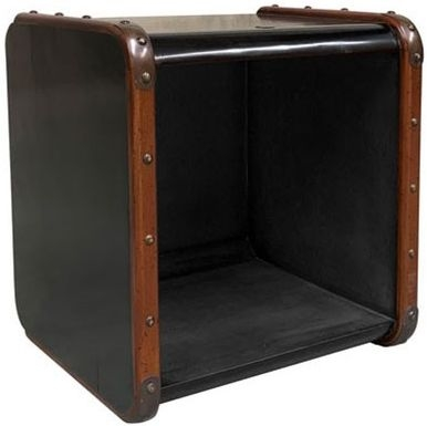Authentic Models Endless Regency Black Interior Small Cube - MF214