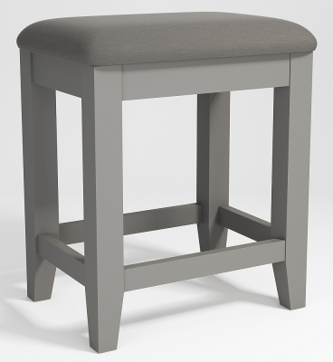 Westcote Grey Painted Dressing Stool