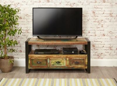 Clearance - Baumhaus Urban Chic TV Cabinet - New - FSS9147