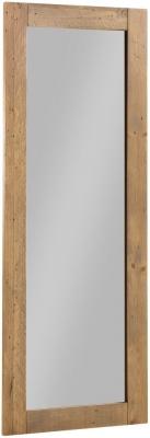 Baumhaus Urban Elegance Reclaimed Wood Extra Long Wall Mirror