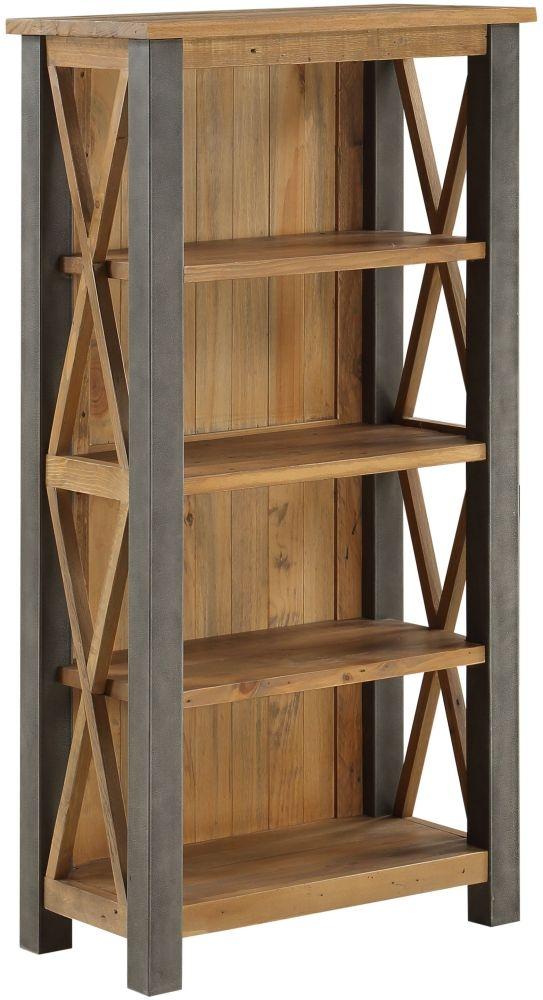Baumhaus Urban Elegance Reclaimed Wood Small Bookcase