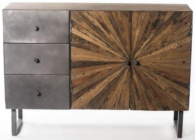Artisan Sideboard - Medium 2 Door 3 Drawer