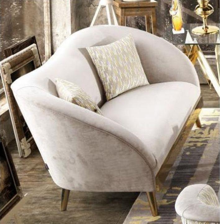Bardot Armen Fabric 2 Seater Sofa