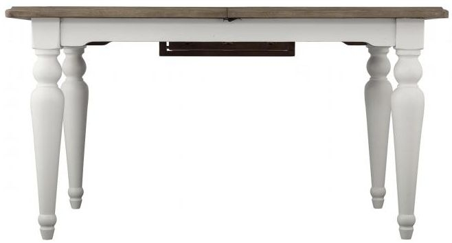 Berkley Painted Dining Table - 140cm-180cm Rectangular Extending
