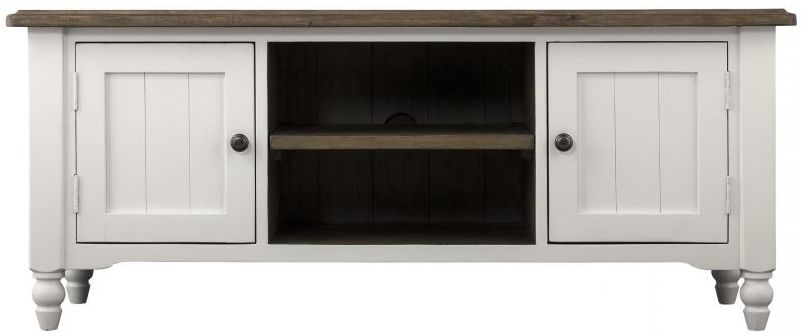 Berkley Painted 2 Door TV Unit