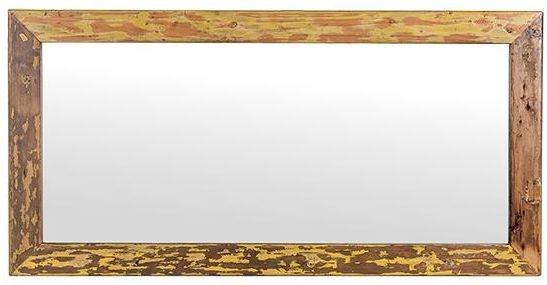 Cal Stadium  Rectangular Mirror - W 36cm