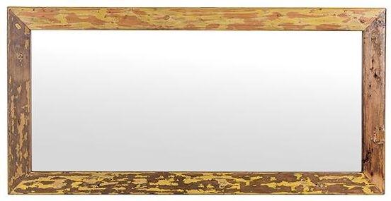 Cal Stadium  Rectangular Mirror - W 84cm