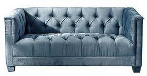 Fitzgerald 2 Seater Fabric Sofa