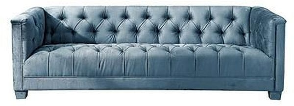 Fitzgerald 3 Seater Fabric Sofa