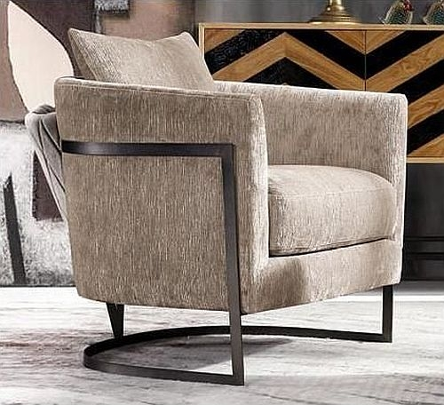 Harlow Fabric Chair