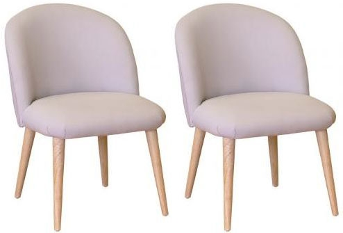 Danish Retro Chair - Rounded Arm