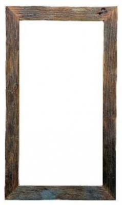Doors Reclaimed Wooden Mirror