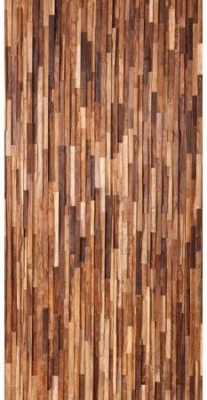 Doors Reclaimed Wooden Textured Wall Art
