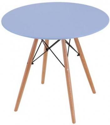 Eames Inspired Eiffel Table - Sky Blue
