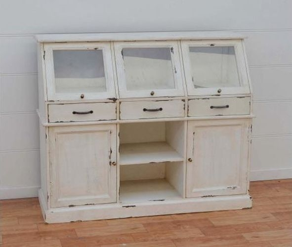 Wooden Hall Cabinet