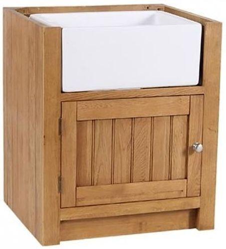 Evelyn Oak 1 Door Small Sink Unit