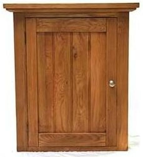 Evelyn Oak 1 Left Door Cabinet