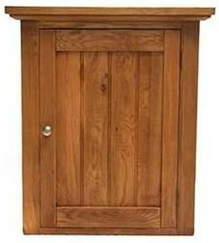 Evelyn Oak 1 Right Door Cabinet