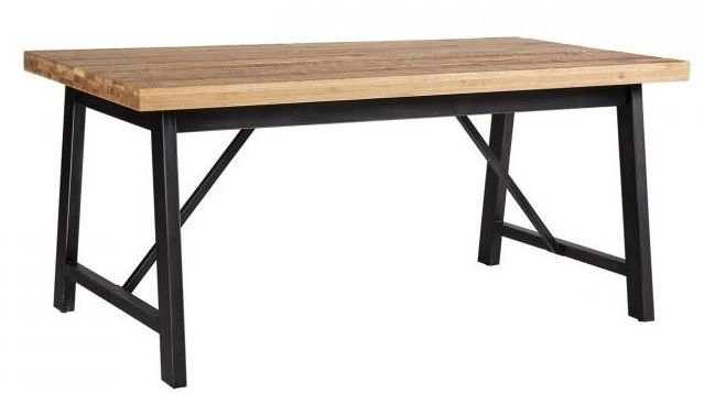 Forge Industrial Dining Table