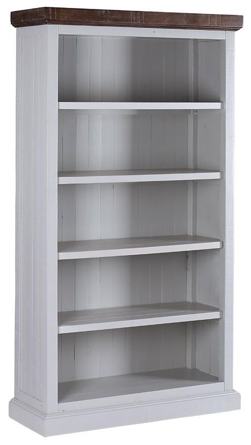 Hamptons Painted Bookcase - Tall
