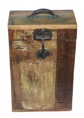 Handicrafts Industrial Wine Box